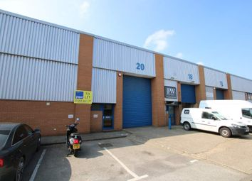 Thumbnail Warehouse to let in Unit 20 Wessex Trade Centre, Poole