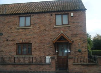 Thumbnail 2 bed semi-detached house to rent in Church Street, Sutton On Trent, Notts