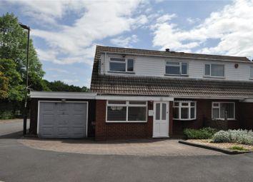 Thumbnail 3 bed semi-detached house for sale in Alderney Gardens, Kings Norton, Birmingham