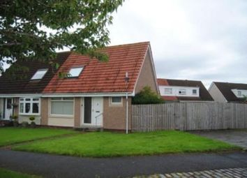 Thumbnail 2 bed semi-detached house for sale in Gigha Quadrant, Netherton, Wishaw