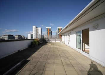 Thumbnail 3 bed flat for sale in Adventurers Court, 12 Newport Avenue, London