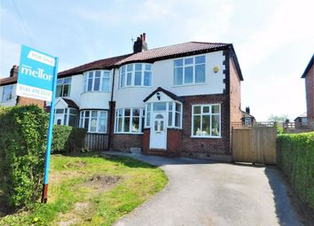 Thumbnail 3 bed semi-detached house for sale in Garners Lane, Davenport, Stockport