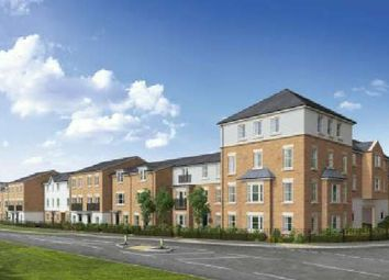 Thumbnail 2 bed flat for sale in Horsham, West Sussex
