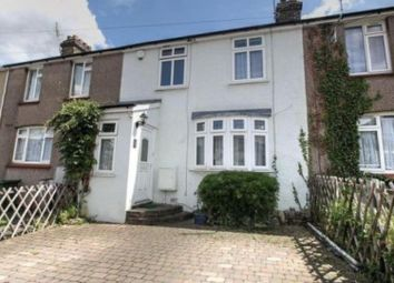 3 bed terraced house for sale in The Crescent, Greenhithe DA9