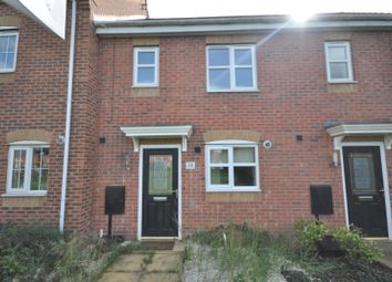 Thumbnail 2 bed town house to rent in Castilla Place, Stretton, Burton-On-Trent