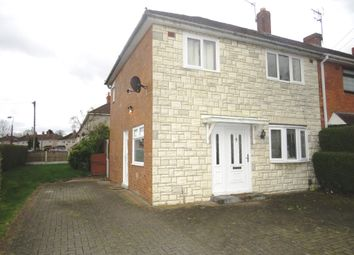 3 bed semi-detached house for sale in Arnhem Close, Wednesfield, Wolverhampton WV11
