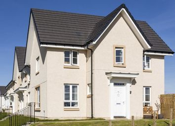 "Thumbnail 3 bed end terrace house for sale in ""Dunrobin"" at Ryndale Drive, Dalkeith"