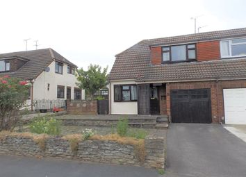 Thumbnail 3 bedroom semi-detached house for sale in Colebrook Road, Swindon