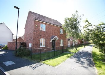 Thumbnail 3 bed detached house for sale in Heathfield, West Allotment, Newcastle Upon Tyne