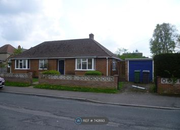 Thumbnail 3 bed bungalow to rent in Chandos Road, Newbury