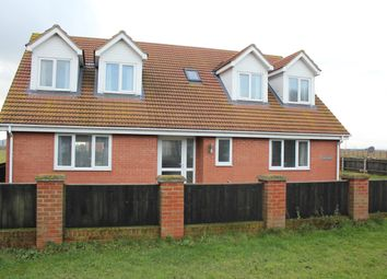 Thumbnail 5 bed detached house for sale in Top Road, Killingholme