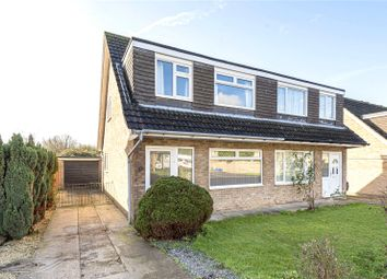 Thumbnail 3 bed semi-detached house for sale in Combewell, Garsington