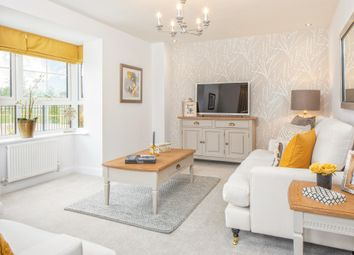 "Thumbnail 4 bedroom detached house for sale in ""Hexham"" at Beauchamp Avenue, Midsomer Norton, Radstock"