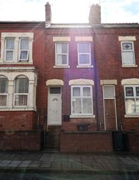 Thumbnail 3 bed terraced house to rent in Beaumont Road, Leicester