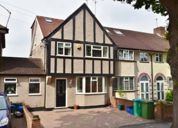 Thumbnail 4 bed semi-detached house to rent in Mill Road, Twickenham
