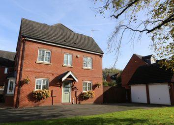 Thumbnail 3 bedroom mews house for sale in Millbrook Gardens, Blythe Bridge