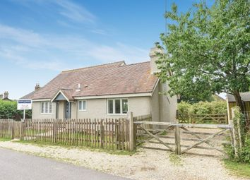 Thumbnail 2 bed bungalow to rent in Rowes Lane, East End, Lymington
