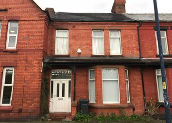 Thumbnail 3 bedroom terraced house to rent in Crosby Road South, Litherland, Liverpool