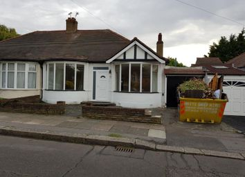 Thumbnail 3 bed bungalow to rent in Peaketon Avenue, Ilford