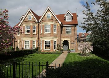 Thumbnail 4 bed semi-detached house for sale in Magnolia Gardens, St. Albans, Hertfordshire