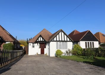 Thumbnail 2 bed bungalow for sale in Oldfield Road, Willingdon, Eastbourne