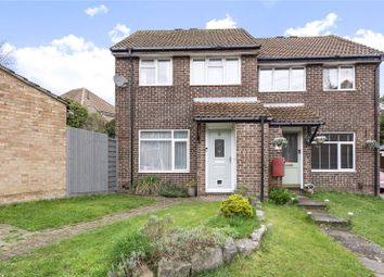 Allbrook Knoll, Allbrook, Hampshire SO50. 3 bed semi-detached house for sale