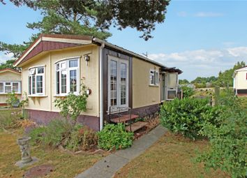 Thumbnail 2 bed detached house for sale in St. Brelades Court, Crouch House Road, Edenbridge