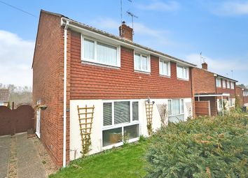 Thumbnail 3 bed semi-detached house for sale in Northdown, Ashford