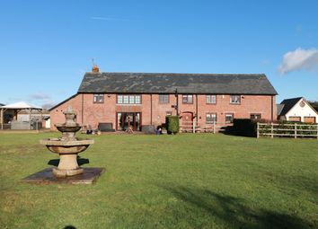 Thumbnail 5 bed barn conversion for sale in Llandenny, Usk