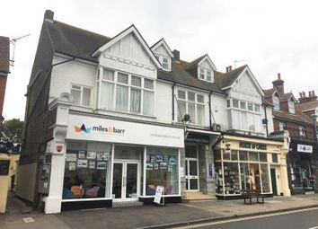 Thumbnail 1 bed flat for sale in Flat 2, 31 Station Road, Birchington, Kent