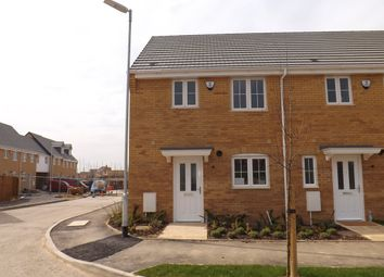 Thumbnail 3 bedroom terraced house to rent in Steeple Way, Rushden