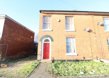 Thumbnail 3 bed semi-detached house for sale in Heathfield Road, Lozells, West Midlands