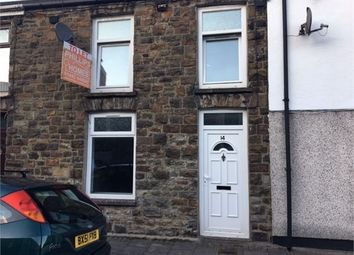 Thumbnail Terraced house to rent in Scott Street, Treherbert, Rhondda Cynon Taff, South Wales.