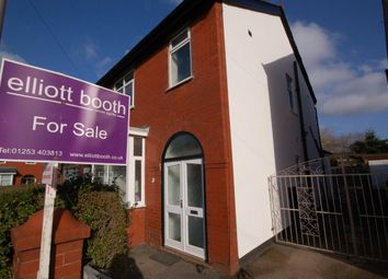 Thumbnail 3 bed semi-detached house for sale in Ryson Avenue, Blackpool