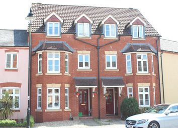 Thumbnail 3 bed terraced house to rent in Burge Crescent, Cotford St. Luke, Taunton