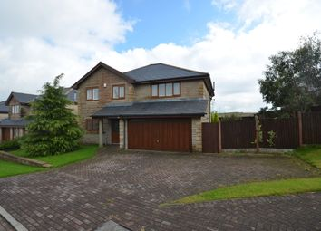 Thumbnail 4 bedroom detached house for sale in Cranberry Fold Court, Darwen