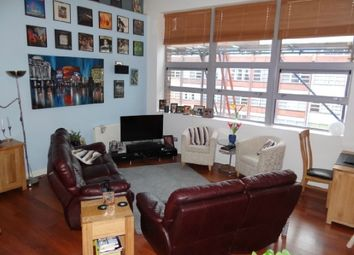 Thumbnail 2 bed flat to rent in New Hampton Lofts, 90 Great Hampton Street, Birmingham