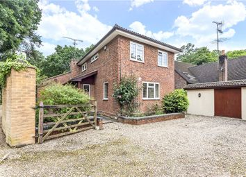 Thumbnail 4 bed detached house for sale in Heath Ride, Finchampstead, Wokingham