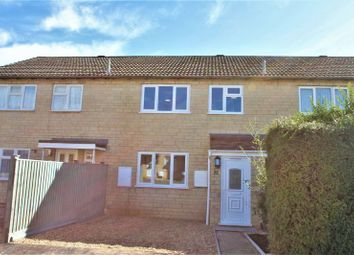Thumbnail 3 bed terraced house for sale in Elizabeth Way, Siddington, Gloucestershire