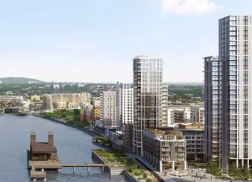 Thumbnail 1 bed flat for sale in Waterman, Greenwich Peninsula, North Greenwich