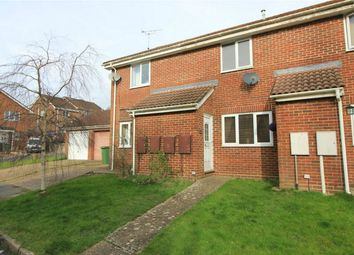 Thumbnail 2 bed terraced house for sale in Swallow Drive, Battle, East Sussex