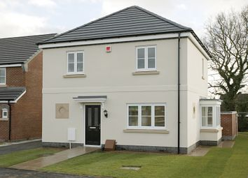 Thumbnail 3 bed detached house for sale in Off Grantham Road, Waddington