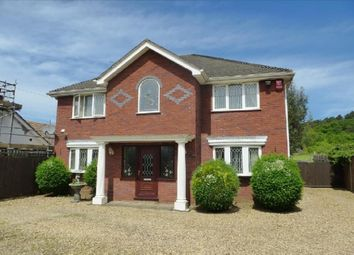 Thumbnail 4 bed detached house for sale in Clophill Road, Maulden, Bedford