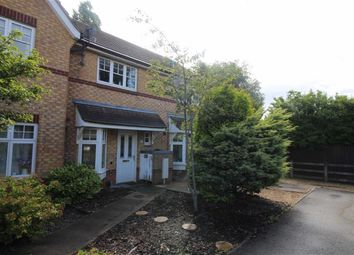 Thumbnail 2 bed town house for sale in Rymill Drive, Oakwood, Derby
