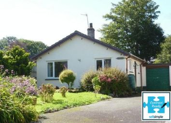 Thumbnail 2 bed detached bungalow for sale in Bampfylde Way, Goldsithney, Penzance