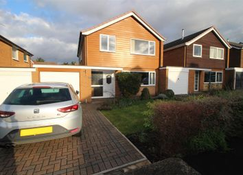 Thumbnail 3 bed detached house for sale in Harlech Rise, Beeston, Nottingham