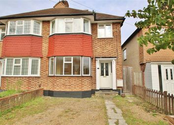 Thumbnail 3 bed end terrace house to rent in Barrington Road, Sutton