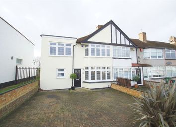 Thumbnail 4 bed end terrace house to rent in Harcourt Avenue, Sidcup, Kent