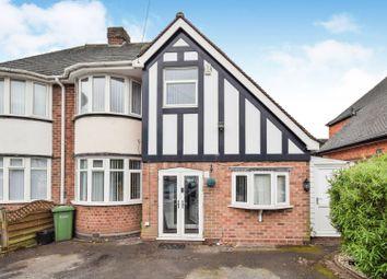 4 bed semi-detached house for sale in Hazelhurst Road, Birmingham B36