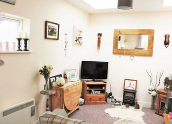 Thumbnail 1 bed flat to rent in High Street, Dulverton